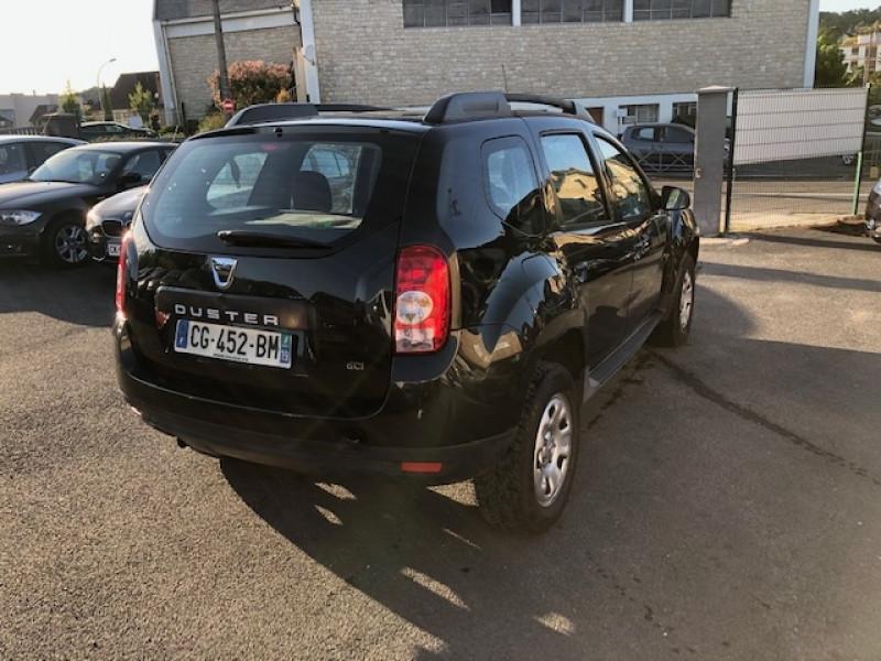 Photo 5 de l'offre de DACIA DUSTER 1.5 DCI110 LAURéATE CLIM DISTRI OK à 6490€ chez Triplo auto