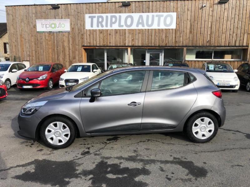 Photo 2 de l'offre de RENAULT CLIO 1.5 DCI 90 BUSINESS GPS DISTRI OK  à 7490€ chez Triplo auto