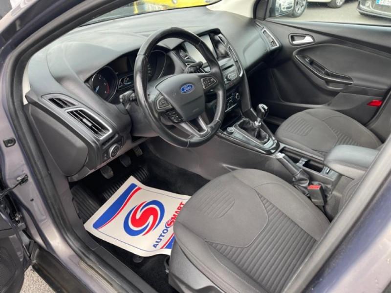 Photo 12 de l'offre de FORD FOCUS SW 1.6TDCI115 TITANIUM GPS  à 8990€ chez Triplo auto