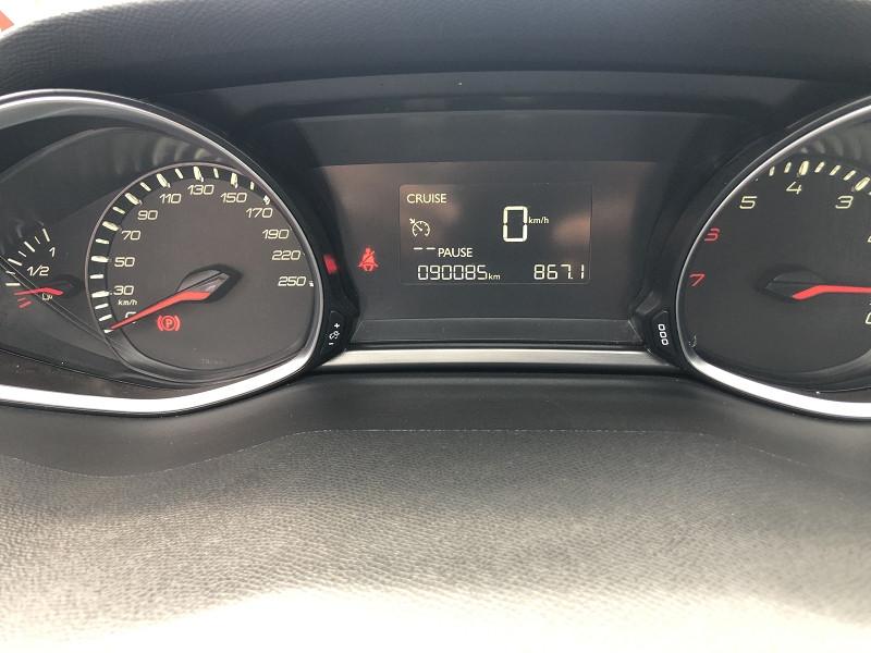 Photo 15 de l'offre de PEUGEOT 308  SWII 1.2I-110STYLE S&S GPS RADAR GAR6MOIS à 10990€ chez Triplo auto