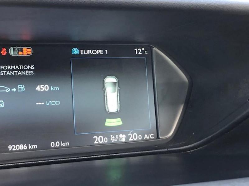 Photo 20 de l'offre de CITROEN C4 PICASSO 1.6 BHDI 120 7PLACES S&S INTENSIVE GPS RADAR à 13390€ chez Triplo auto