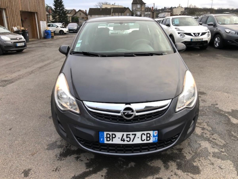Photo 8 de l'offre de OPEL CORSA 1.3CDTI 75 S&S COLOR EDITION CLIM DISTRI OK à 5490€ chez Triplo auto