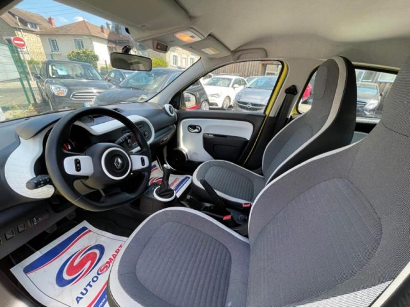 Photo 23 de l'offre de RENAULT TWINGO 1.0SCE-70 ZEN CLIM à 8350€ chez Triplo auto
