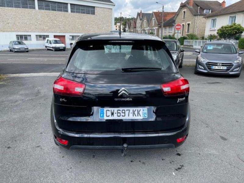 Photo 3 de l'offre de CITROEN C4 PICASSO 1.6 E-HDI115 INTENSIVE GPS RADAR 1ERE MAIN CARNET A JOUR à 8250€ chez Triplo auto