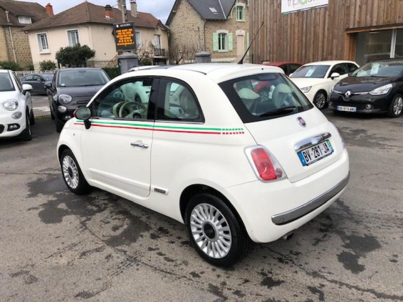 Photo 3 de l'offre de FIAT 500 1.2I-69 LOUNGE CLIM   DISTRI OK à 5990€ chez Triplo auto