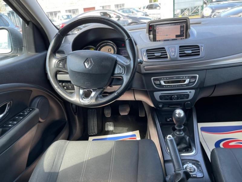 Photo 17 de l'offre de RENAULT MEGANE 1.5DCI-110  BUSINESS GPS RADAR RECUL à 7990€ chez Triplo auto