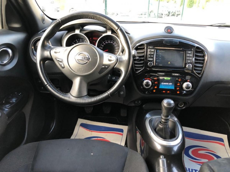 Photo 16 de l'offre de NISSAN JUKE 1.2 DIG-T 115 S&S CONNECT EDITION GPS à 9990€ chez Triplo auto