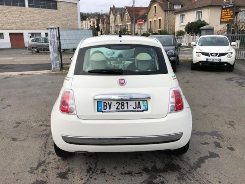 Photo 4 de l'offre de FIAT 500 1.2I-69 LOUNGE CLIM   DISTRI OK à 5990€ chez Triplo auto