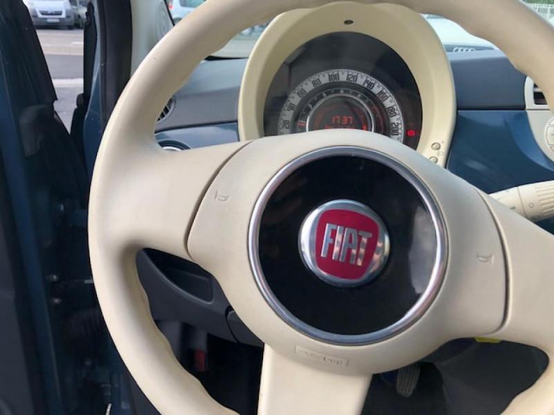 Photo 18 de l'offre de FIAT 500 1.2I - 69 POP DISTRI ENTRETIEN OK à 4490€ chez Triplo auto