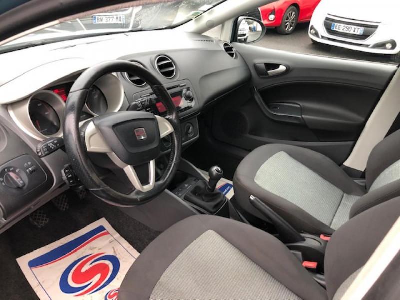 Photo 10 de l'offre de SEAT IBIZA 1.6TDI 90 STYLE CLIM   DISTRI OK  à 5650€ chez Triplo auto