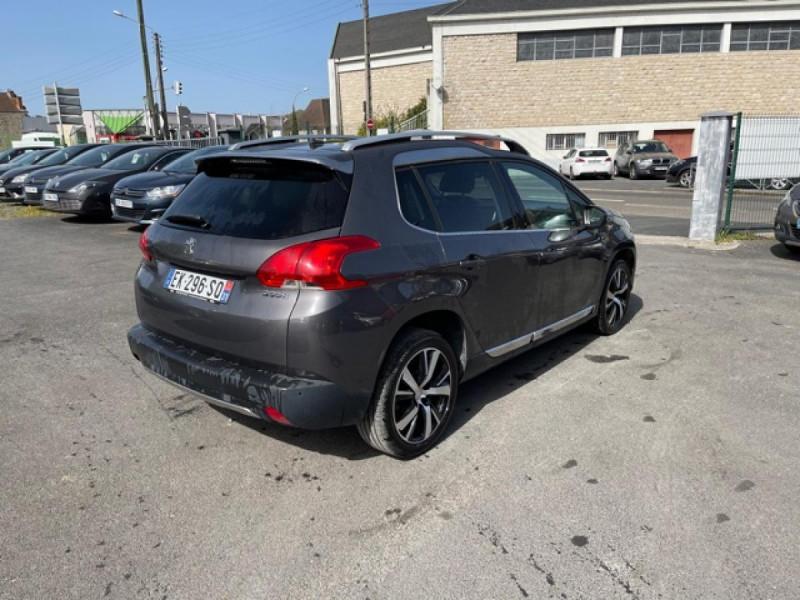 Photo 4 de l'offre de PEUGEOT 2008  1.6 E-HDI FAP - 92  ALLURE    TOIT   GRIPCONTROL à 11990€ chez Triplo auto
