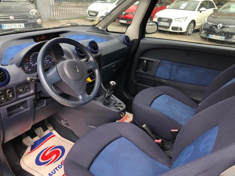 Photo 26 de l'offre de PEUGEOT 1007 1.4I  TRENDY  CLIM GAR3MOIS à 4990€ chez Triplo auto