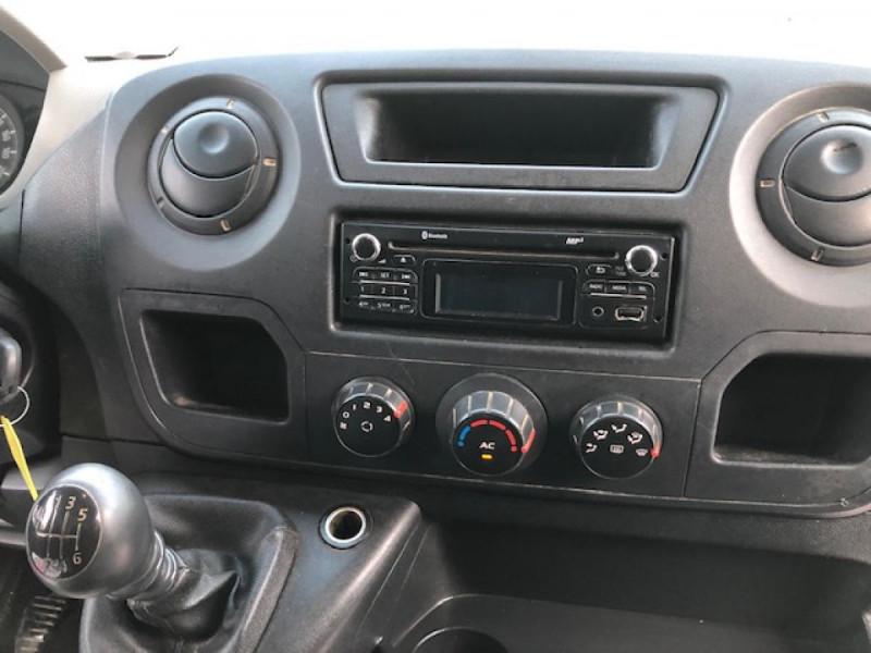 Photo 8 de l'offre de OPEL MOVANO L2H2 2.3 CDTI - 125 FOURGON CLIM ATTELAGE TVA RECUPERABLE à 10990€ chez Triplo auto