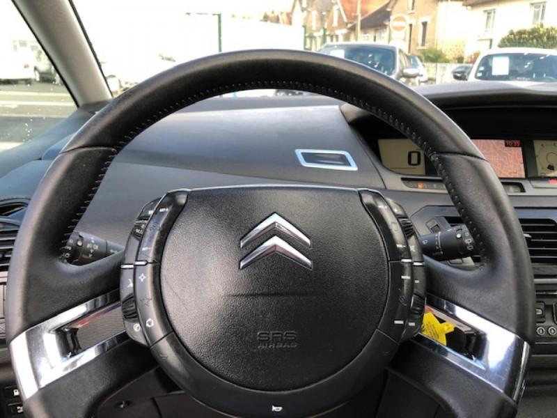 Photo 16 de l'offre de CITROEN C4 PICASSO 1.6 HDI 16V FAP - 110  MONOSPACE MILLENIUM  à 3990€ chez Triplo auto