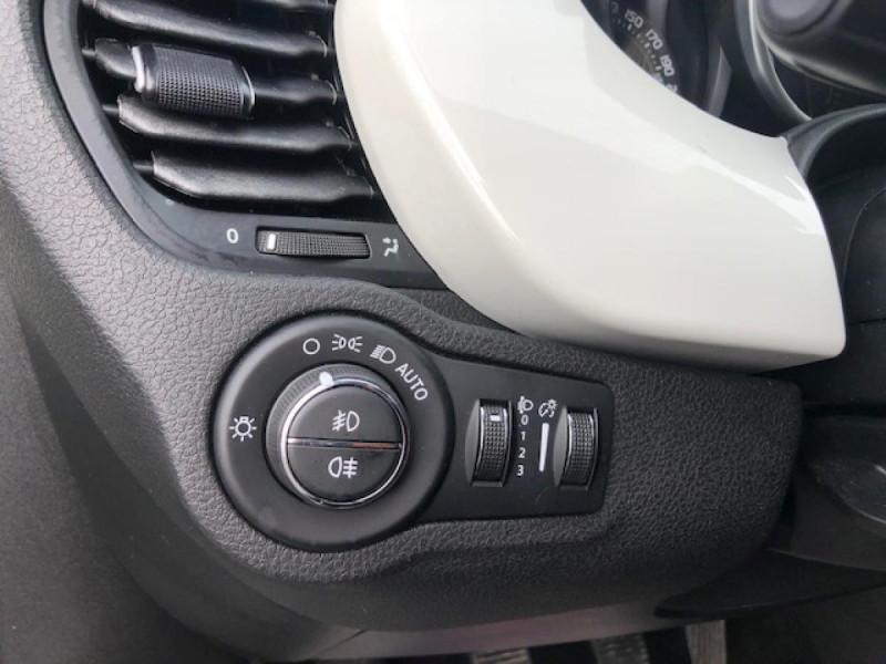 Photo 19 de l'offre de FIAT 500X 1.3 MJT95 S&S LOUNGE GPS 1ERE MAIN à 11250€ chez Triplo auto