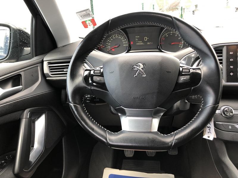 Photo 12 de l'offre de PEUGEOT 308  SWII 1.2I-110STYLE S&S GPS RADAR GAR6MOIS à 10990€ chez Triplo auto