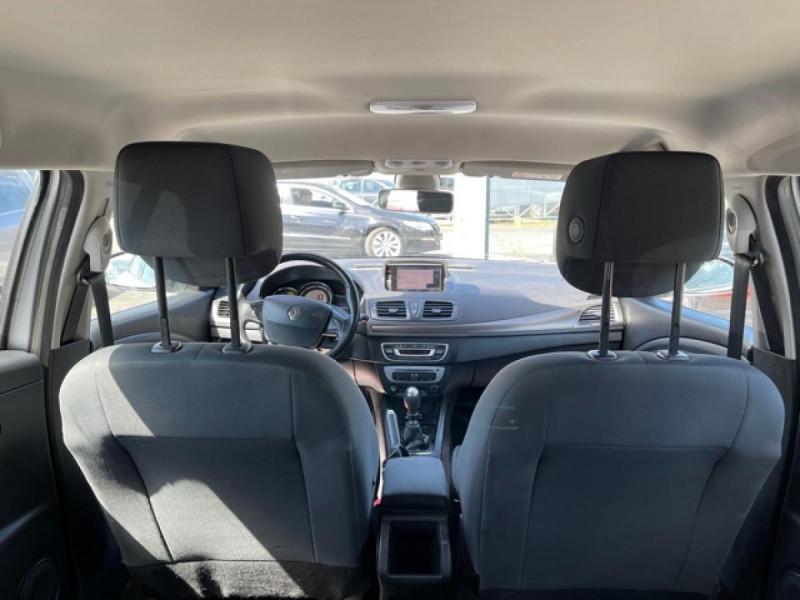 Photo 11 de l'offre de RENAULT MEGANE 1.5DCI-110  BUSINESS GPS RADAR RECUL à 7990€ chez Triplo auto