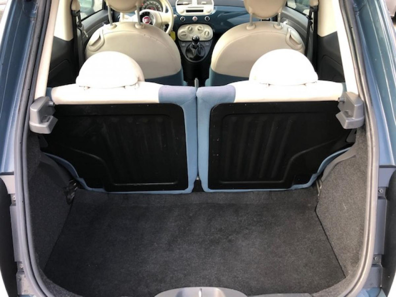 Photo 9 de l'offre de FIAT 500 1.2I - 69 POP DISTRI ENTRETIEN OK à 4490€ chez Triplo auto