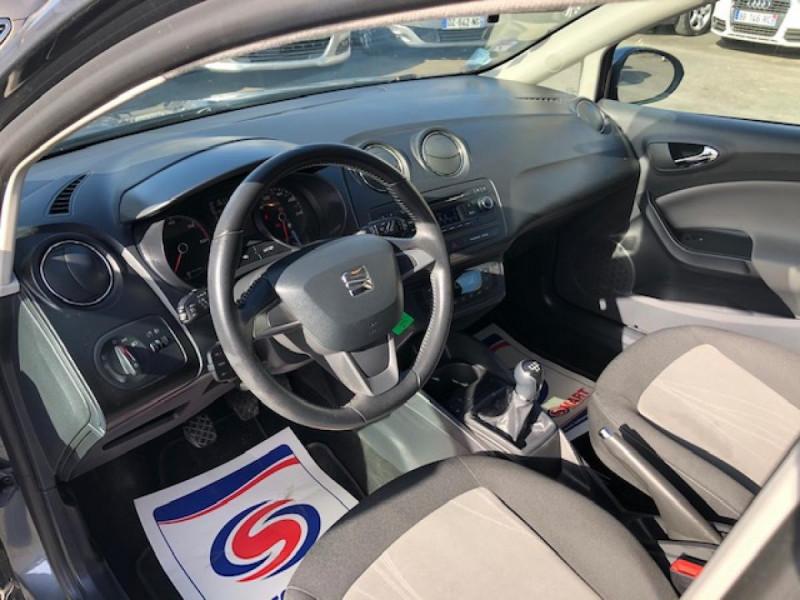 Photo 12 de l'offre de SEAT IBIZA 1.6 TDI 105  STYLE CLIM à 7990€ chez Triplo auto