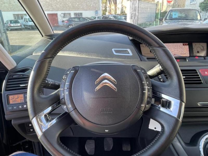 Photo 17 de l'offre de CITROEN C4 PICASSO 1.6 HDIFAP -110  MILLENIUM  GPS à 6990€ chez Triplo auto