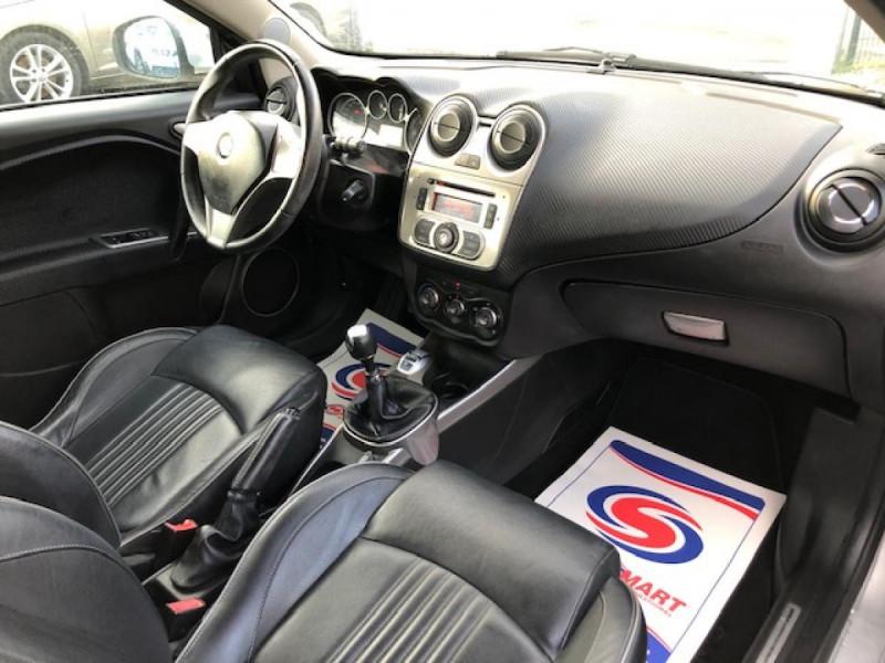 Photo 10 de l'offre de ALFA ROMEO MITO 1.3JTDM-95 S/S DISTINCTIVE CUIR CLIM à 5990€ chez Triplo auto