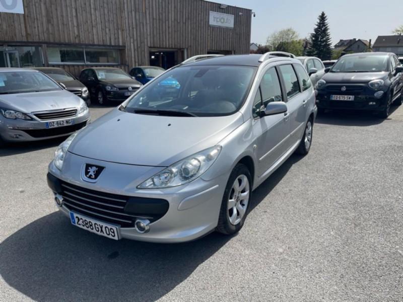 Peugeot 307  SW 1.6 HDI 16V FAP - 110  SW BREAK SPORT PHASE 2 Diesel GRIS Occasion à vendre