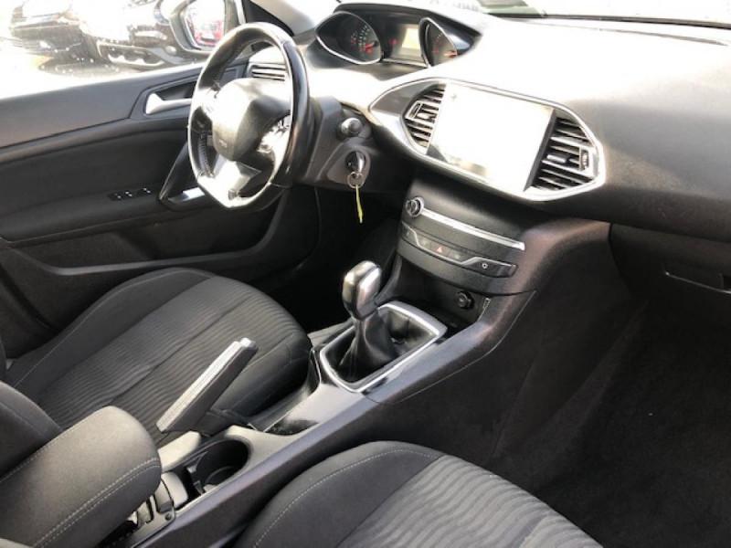 Photo 19 de l'offre de PEUGEOT 308  SW 1.6 HDI 92 ACTIVE GPS RADAR à 7490€ chez Triplo auto
