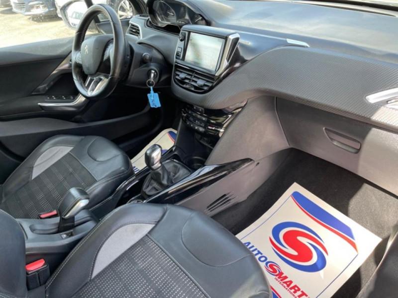 Photo 21 de l'offre de PEUGEOT 2008  1.6 E-HDI FAP - 92  ALLURE    TOIT   GRIPCONTROL à 11990€ chez Triplo auto