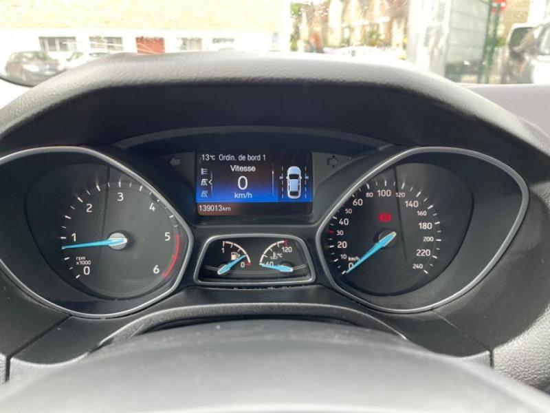 Photo 17 de l'offre de FORD FOCUS SW 1.6TDCI115 TITANIUM GPS  à 8990€ chez Triplo auto