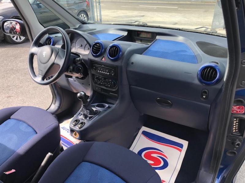 Photo 18 de l'offre de PEUGEOT 1007 1.4I  TRENDY  CLIM GAR3MOIS à 4990€ chez Triplo auto