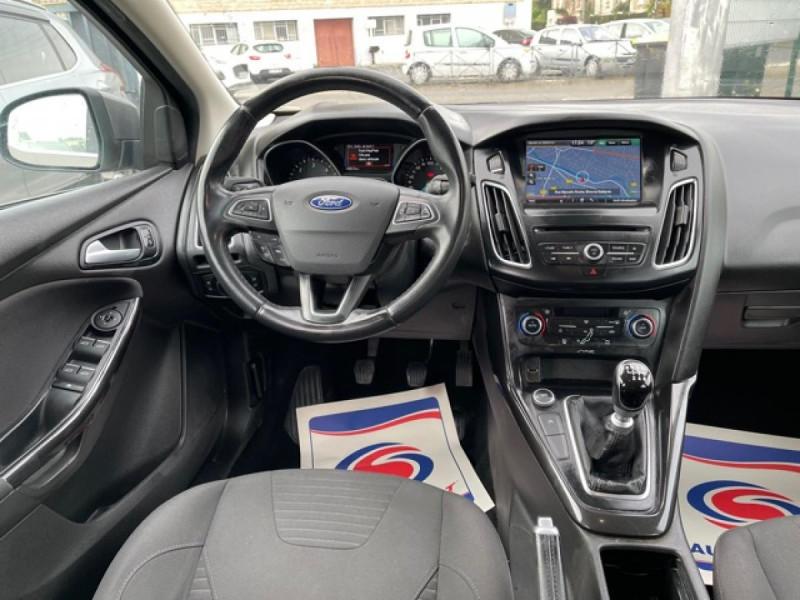 Photo 15 de l'offre de FORD FOCUS SW 1.6TDCI115 TITANIUM GPS  à 8990€ chez Triplo auto