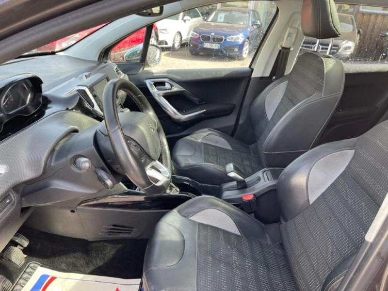 Photo 11 de l'offre de PEUGEOT 2008  1.6 E-HDI FAP - 92  ALLURE    TOIT   GRIPCONTROL à 11990€ chez Triplo auto