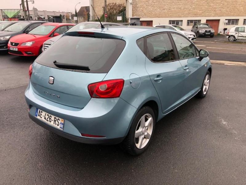 Photo 5 de l'offre de SEAT IBIZA 1.6TDI 90 STYLE CLIM   DISTRI OK  à 5650€ chez Triplo auto