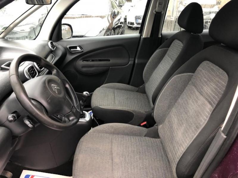 Photo 12 de l'offre de CITROEN C3 PICASSO 1.6 HDI100  CONFORT CLIM ATTELAGE à 8490€ chez Triplo auto