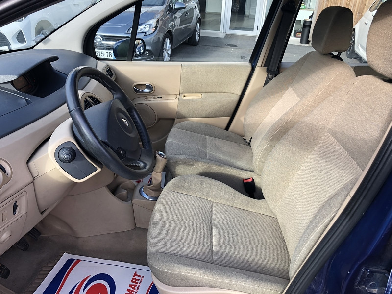 Photo 10 de l'offre de RENAULT MODUS 1.6I 113   PACK CLIM DYNAMIQUE  à 3490€ chez Triplo auto