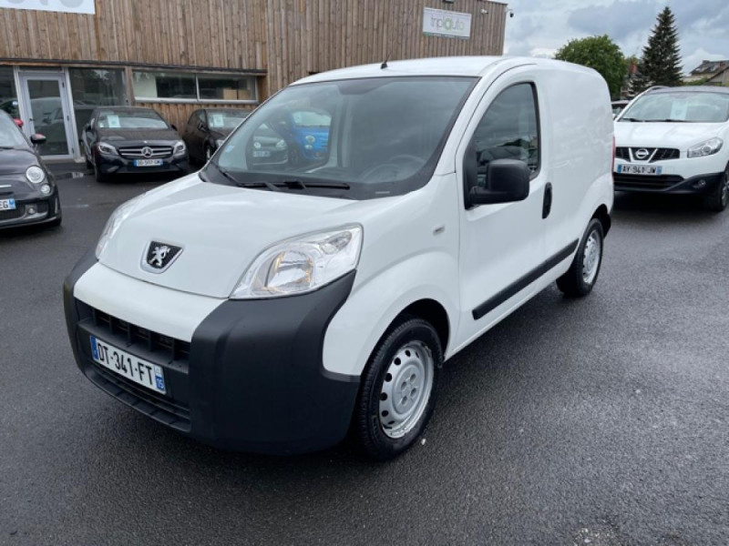 Peugeot BIPPER 1.3 HDI75 PACK CLIM  1ERE MAIN   PORTE LATERALE Diesel BLANC Occasion à vendre