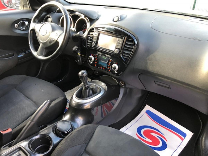 Photo 15 de l'offre de NISSAN JUKE 1.2 DIG-T 115 S&S CONNECT EDITION GPS à 9990€ chez Triplo auto