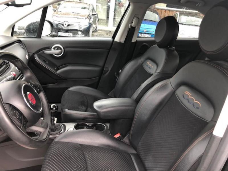 Photo 12 de l'offre de FIAT 500X 1.6 MJT120 S-DESIGN GPS RADAR 1ERE MAIN à 10990€ chez Triplo auto