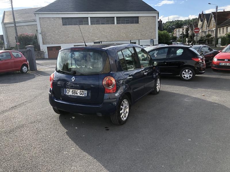 Photo 4 de l'offre de RENAULT MODUS 1.6I 113   PACK CLIM DYNAMIQUE  à 3490€ chez Triplo auto