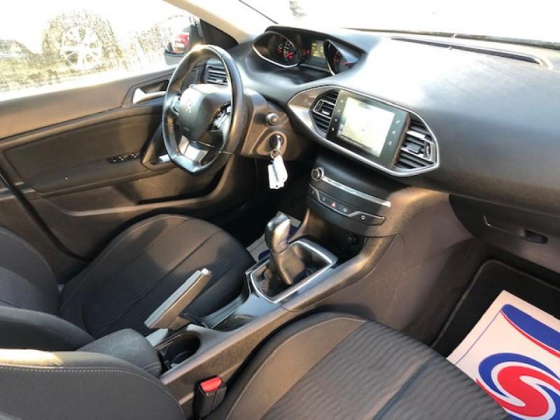 Photo 12 de l'offre de PEUGEOT 308  1.6 BLUEHDI S&S - 100  ACTIVE BUSINESS GPS  à 10850€ chez Triplo auto