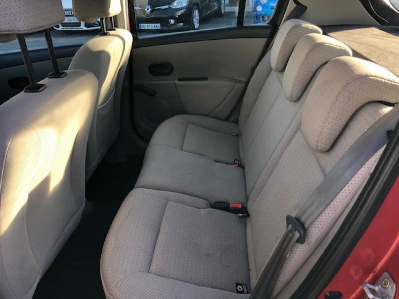 Photo 7 de l'offre de RENAULT CLIO 1.2I 75 DYNAMIQUE CLIM 71000KM DISTRI OK   CT OK à 5490€ chez Triplo auto