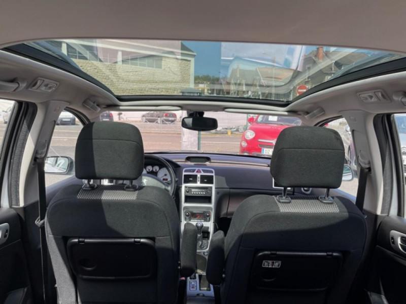 Photo 9 de l'offre de PEUGEOT 307  SW 1.6 HDI 16V FAP - 110  SW BREAK SPORT PHASE 2 à 4990€ chez Triplo auto