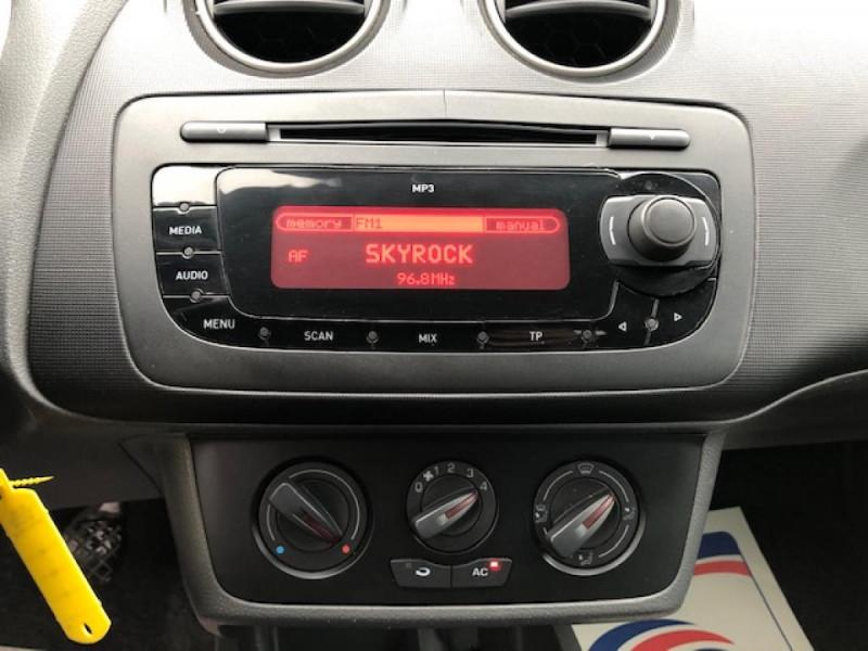 Photo 15 de l'offre de SEAT IBIZA 1.6TDI 90 STYLE CLIM   DISTRI OK  à 5650€ chez Triplo auto