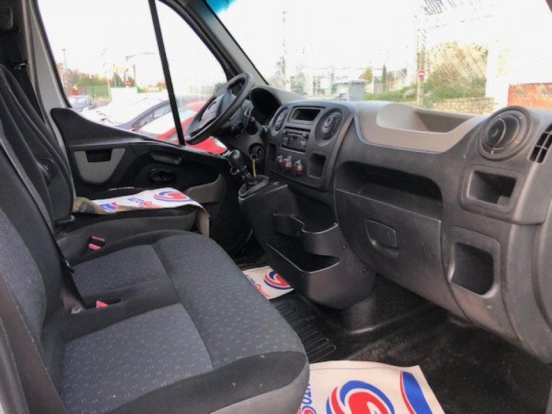 Photo 7 de l'offre de OPEL MOVANO L2H2 2.3 CDTI - 125 FOURGON CLIM ATTELAGE TVA RECUPERABLE à 10990€ chez Triplo auto