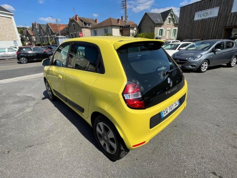 Photo 3 de l'offre de RENAULT TWINGO 1.0SCE-70 ZEN CLIM à 8350€ chez Triplo auto