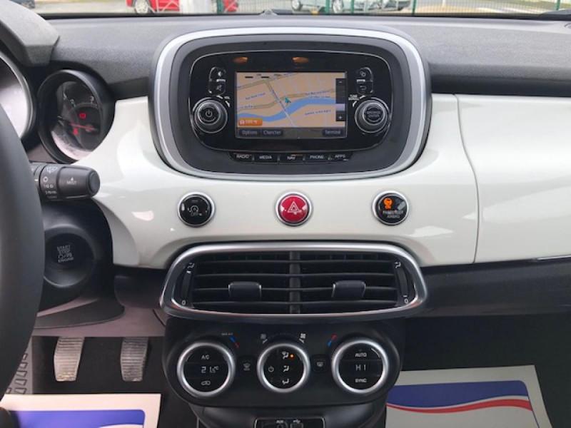 Photo 15 de l'offre de FIAT 500X 1.3 MJT95 S&S LOUNGE GPS 1ERE MAIN à 11250€ chez Triplo auto