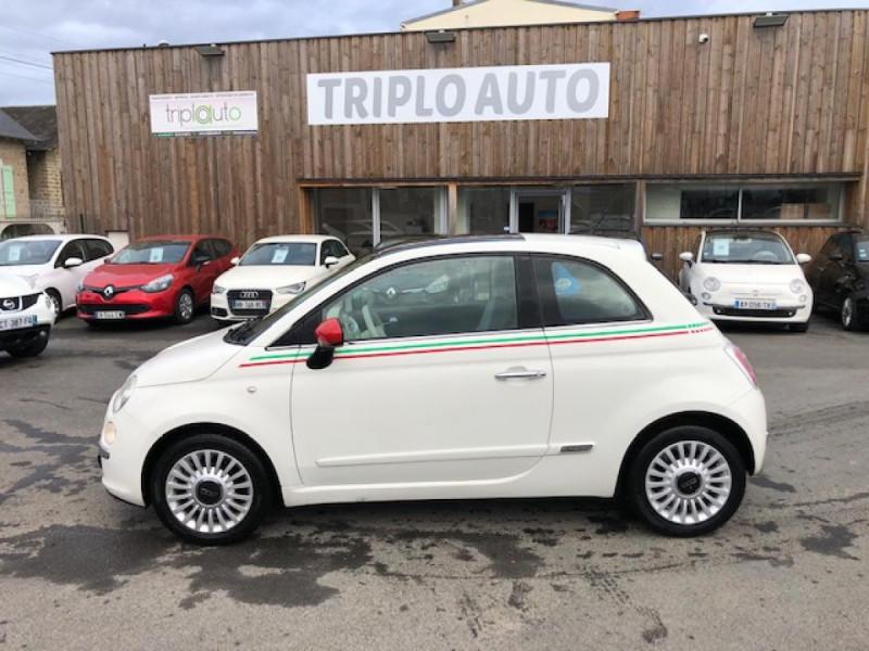 Photo 2 de l'offre de FIAT 500 1.2I-69 LOUNGE CLIM   DISTRI OK à 5990€ chez Triplo auto