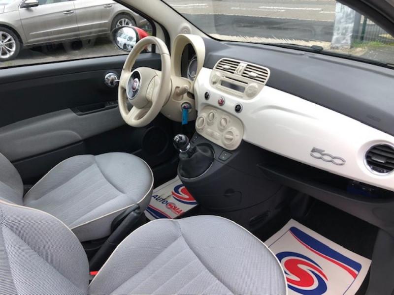 Photo 13 de l'offre de FIAT 500 1.2I-69 LOUNGE CLIM   DISTRI OK à 5990€ chez Triplo auto