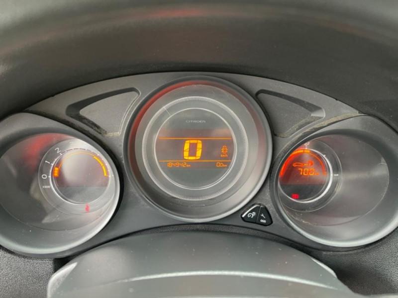 Photo 16 de l'offre de CITROEN C4 1.6 HDI 90 ATTRACTION CLIM DISTRI OK à 5350€ chez Triplo auto