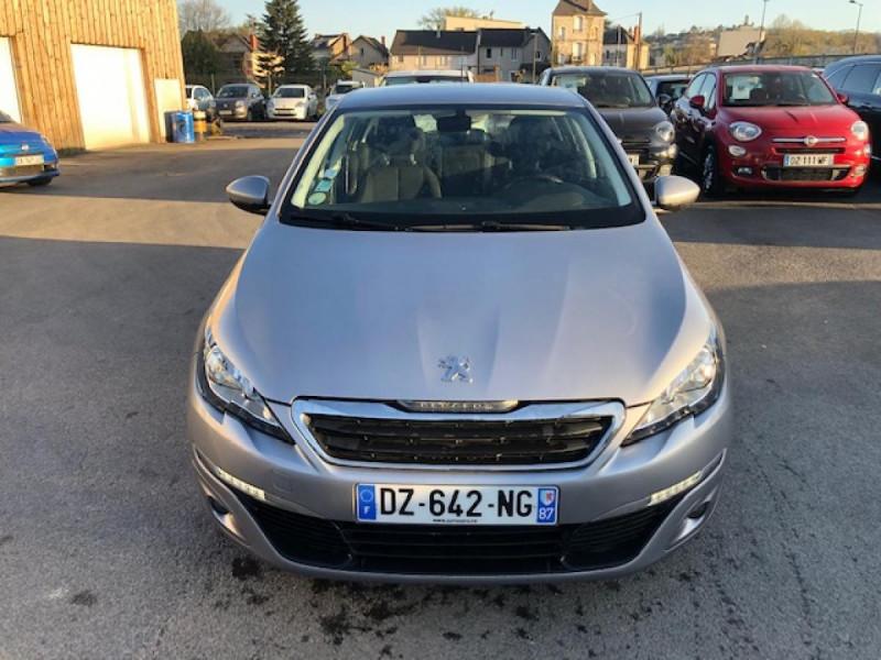 Photo 8 de l'offre de PEUGEOT 308  1.6 BLUEHDI S&S - 100  ACTIVE BUSINESS GPS  à 10850€ chez Triplo auto